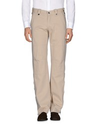 P.A.R.O.S.H. Casual Pants Beige