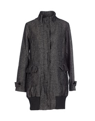 Amy Gee Coats Black