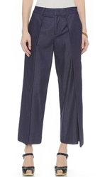 A.C.E. Sadie Pleated Trousers Rinse