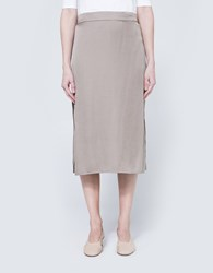 Need Slip Skirt In Warm Grey