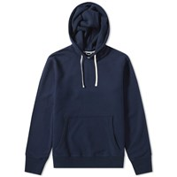 Reigning Champ Core Pullover Hoody Blue