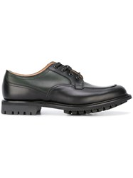 Church's Chunky Sole Derbies Black