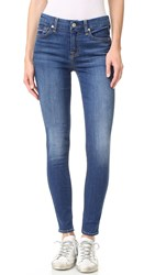 7 For All Mankind B Air Ankle Skinny Jeans Reign