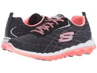 Skechers Skech Air 2.0 Modern Edge Black Pink Women's Shoes