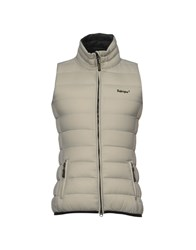 Refrigue Coats And Jackets Down Jackets Light Grey
