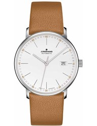 Junghans Automatic Stainless Steel Case Brown