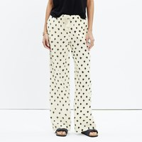 Madewell Maldives Cover Up Pants In Strokedash