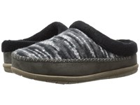 Foamtreads Adeline Black Women's Slippers