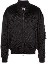 Haculla Embroidered Bomber Jacket 60