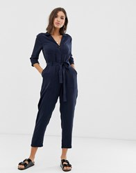 Abercrombie And Fitch Jumpsuit Navy
