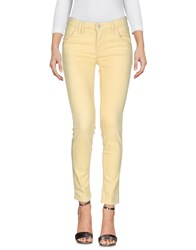 Roy Rogers Roger's Jeans Yellow