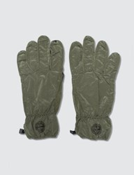 Stone Island Nylon Metal Gloves