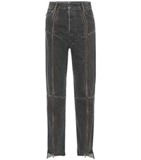 Vetements X Levi's High Waisted Jeans Black