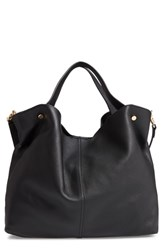 Vince Camuto Niki Leather Tote Black