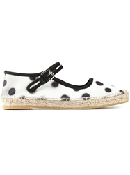 Marc By Marc Jacobs Polka Dot Espadrilles