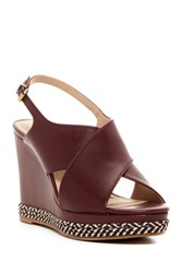 Ellen Tracy Nieve Wedge Sandal Multi