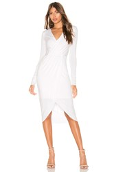 Bailey 44 Destroyer Jersey Dress White