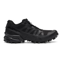 Boris Bidjan Saberi Black Salomon Edition Speedcross 3 Clear Sneakers