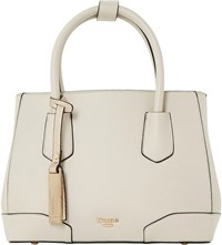 Dune Dipley Tote Bag Cream Synthetic