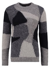 Minimum Owen Jumper Black