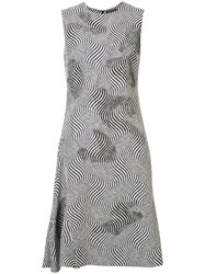 Creatures Of The Wind Dorsey Dress Women Silk Cotton Nylon Swarovski Crystal 4 Black