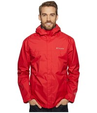 Columbia Watertight Ii Jacket Mountain Red Men's Coat