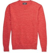 Grayers Cotton Sweater Red
