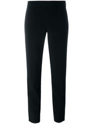 Dkny Slim Fit Trousers Black