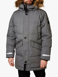 Helly Hansen Barents 'S Waterproof Parka Jacket Beluga