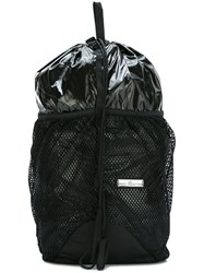 Adidas By Stella Mccartney Lightweight Backpack Black