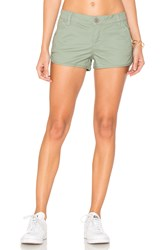 Rvca Town Down Short Green
