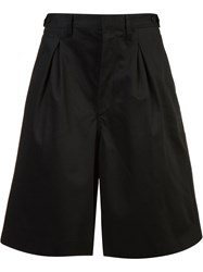 Off White Chino Shorts Black