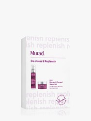 Murad De Stress And Replenish Skincare Set