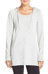 Women's Marc New York Studded French Terry Hoodie