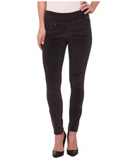 Jag Jeans Nora Pull On Skinny 18 Wale Corduroy Chimney Sweep Women's Casual Pants Black
