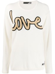 Love Moschino Embroidered Sweater 60
