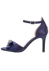 Dorothy Perkins Suki Sandals Navy Blue