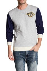 Mitchell And Ness Nhl Predator Team To Beat Pullover Multi