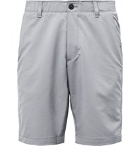 Under Armour Matchplay Shell Golf Shorts Gray