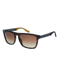 Hugo Boss Wayfarer Sunglasses Brown