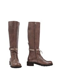 Henry Beguelin Boots Dark Brown