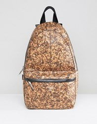 Matt And Nat Cork Backpack Brown