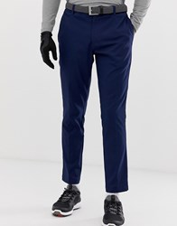Puma Golf Tailored Trousers In Navy 57872002
