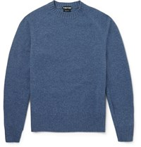 Tom Ford Wool Sweater Blue