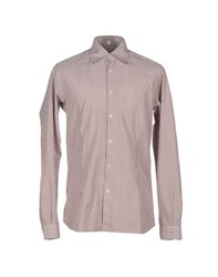 Diesel Black Gold Shirts Shirts Men Brown