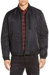 Men's Spiewak Waxed Ma 1 Bomber Jacket