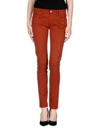 Denim And Supply Ralph Lauren Denim Pants Rust