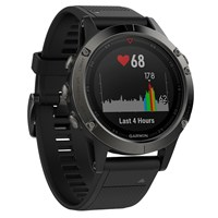 Garmin F Nix 5 Gps Multisport Watch Black Grey