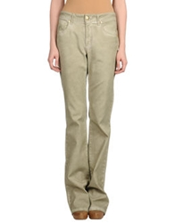 Marani Jeans Casual Pants Light Green