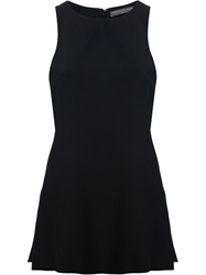 Alexander Mcqueen Sleeveless Top Black